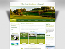 Golf Prague
